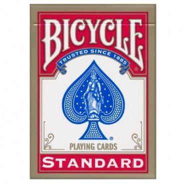 Karty Bicycle Standard červené