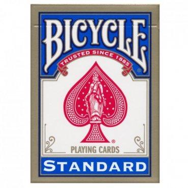 Karty Bicycle Standard modré