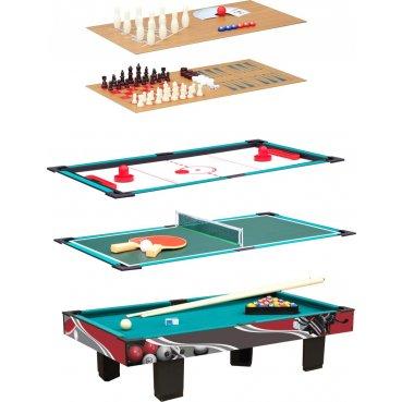 Multifunkčný stôl FUNGAME mini 9v1