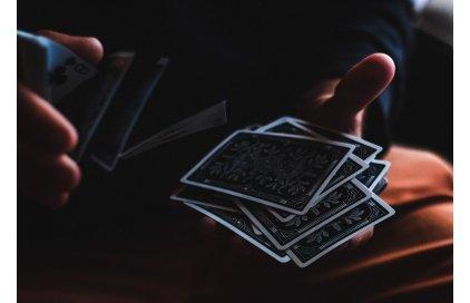 Jednoduché triky s kartami