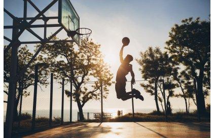 Výhody hrania basketbalu