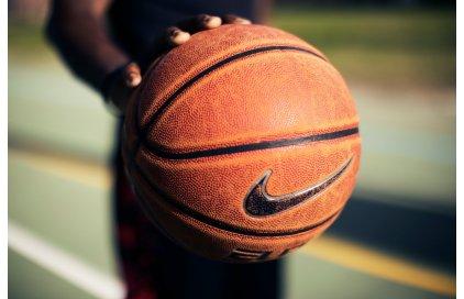 Hry s basketbalovou loptou