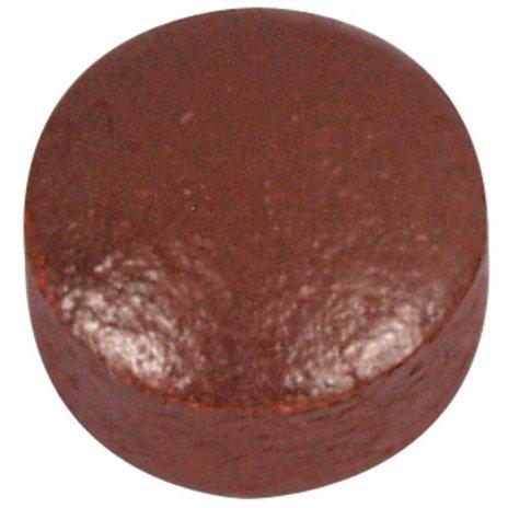 Špička na tágo nalepovacia PROFI koža LE PROF 12,5mm 50ks