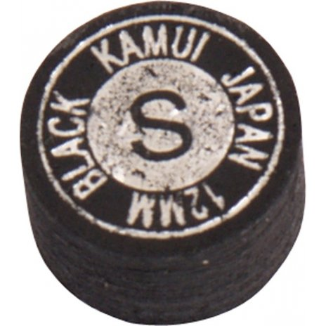 Koža na tágo Kamui Black Soft 12mm