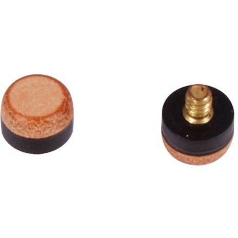 Špička na biliard 12mm kovový závit 100ks
