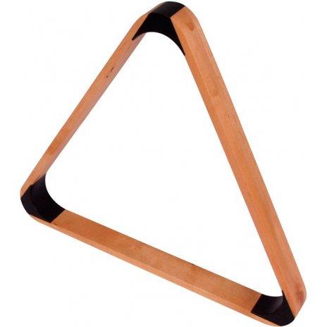 Trojuholník drevený buk 57,2 mm