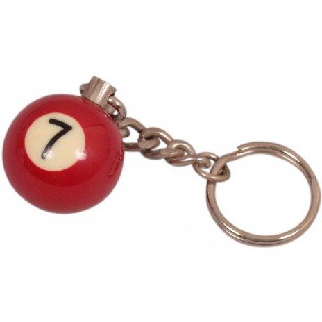 Prívesok biliardová guľa č. 7