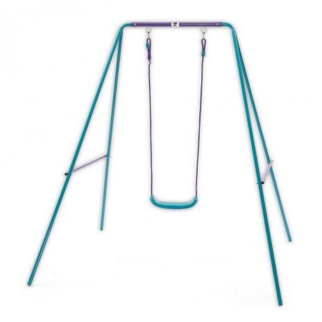 Plum hojdačka Single Swing Turqoise