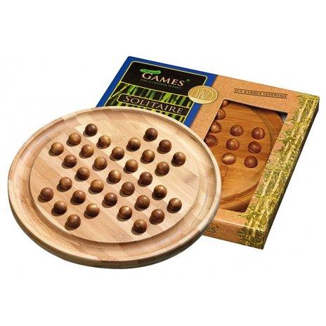 Philos stolná hra Solitaire 28.5 drevo