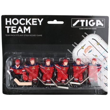 Hokej STIGA hráči národný tím Rusko maľovaný