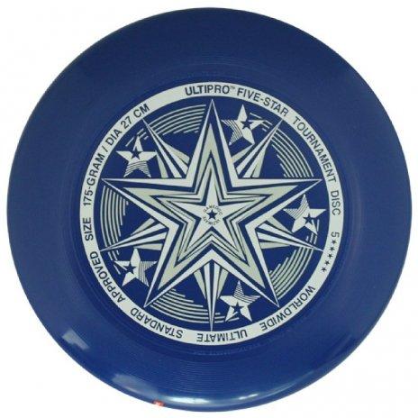 Frisbee UltiPro Five Star Modrá 175g