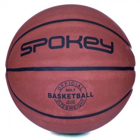 BRAZIRO Basketbalová lopta hnedá veľ. 6