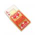 Pokrové karty COPAG GOLD RANGE 100% plastové červené