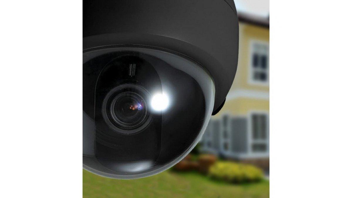 Sicherheits- und Spionage-Minikameras erkennen Angreifer, Diebe sowie Geister