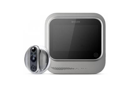 Digitales Guckloch mit Kamera und DSGVO