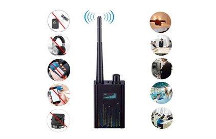 So wählen Sie einen Detektor der Abhörgeräte und versteckten Kameras