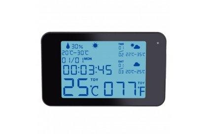 Häufig gestellte Fragen zur Wetterstation Secutek SAH-WS06 (BK81)