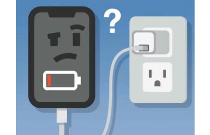 Warum das Gerät nicht aufgeladen werden kann
