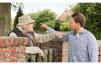 Wie man mit einem unruhigen Nachbarn umgeht