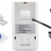 Versteckte IP Kamera im PIR Sensor