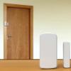 Bezdrôtový magnetický senzor na dvere / okná