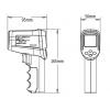 Digitální teploměr T660