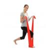 Тренировъчен ластик - червен, 1500 х 150 х 0,35 мм