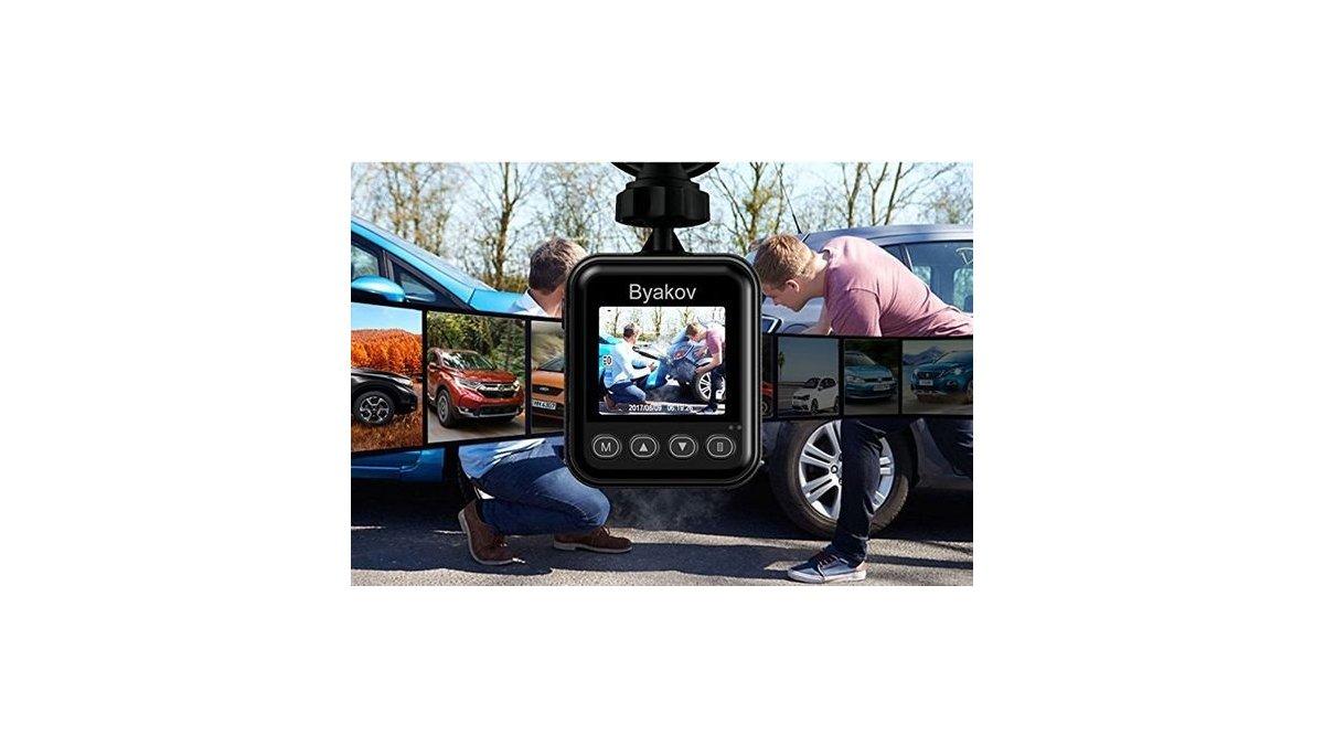 Kamery pro ochranu vozu proti vandalismu