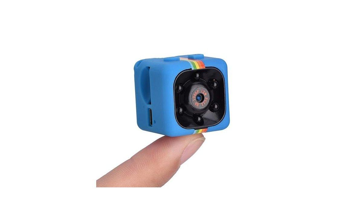 Rozšiřujeme nabídku o další WiFi IP minikamery