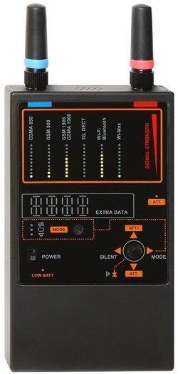 Detektor bezdrátových signálů Protect 1207i