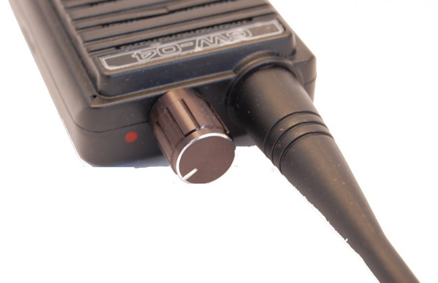 UHF odposlech se záznamem