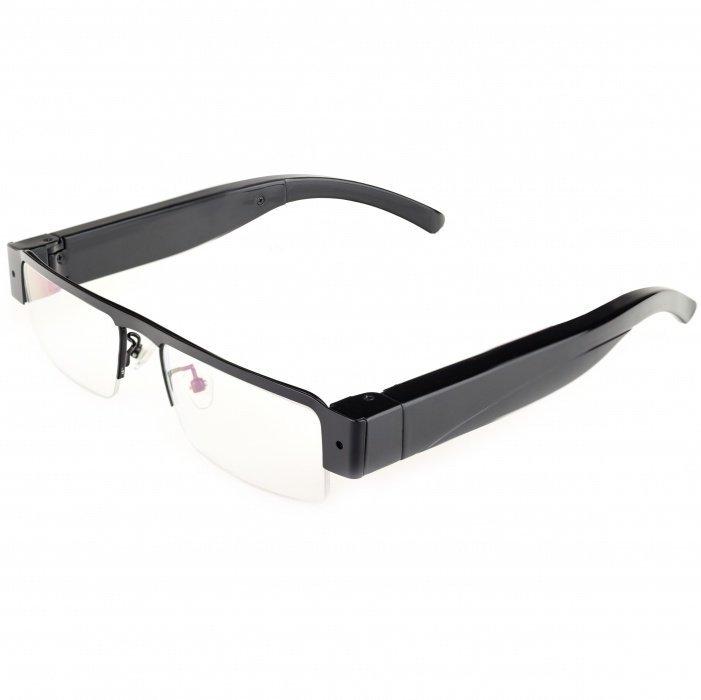 BAZAR - Elegantní brýle se skrytou HD kamerou