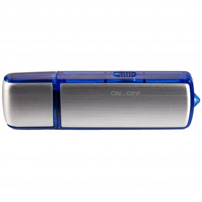 Diskrétní diktafon ve flash disku