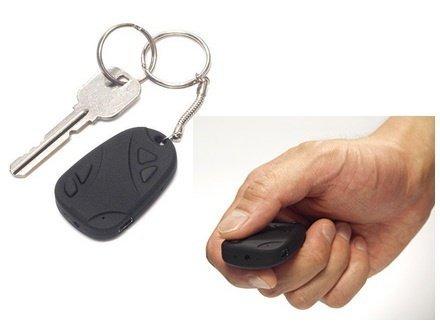 Špionážní klíčenka BASIC