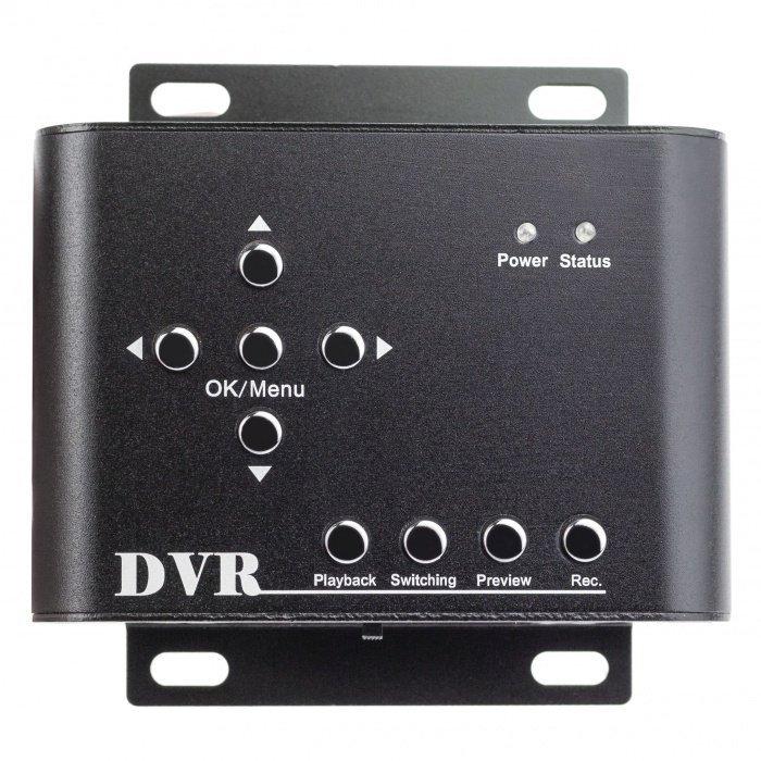 Mini 2CH DVR