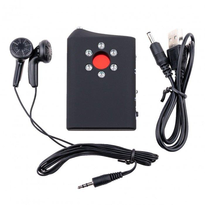 Detektor odposlechů a skrytých kamer BASIC