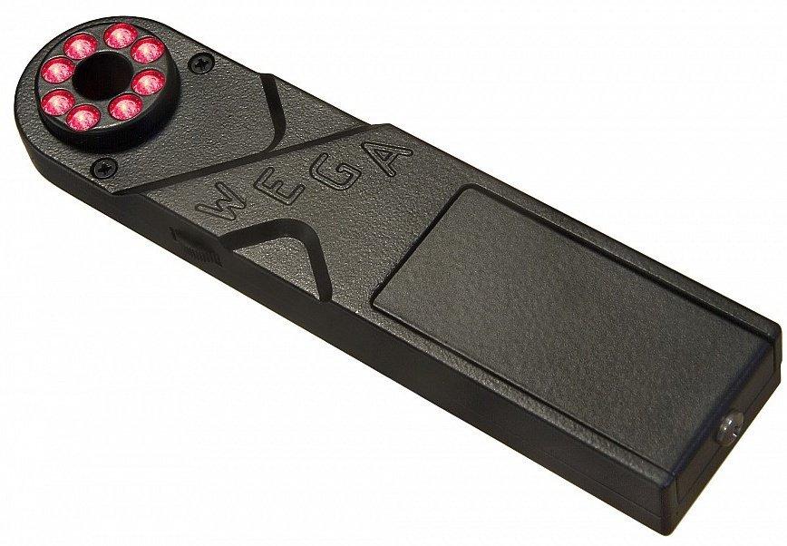 Detektor skrytých kamier a objektívov WEGA-i