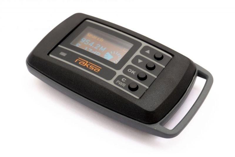 RAKSA - inteligentny wykrywacz kamer, podsłuchów i lokalizatorów GPS