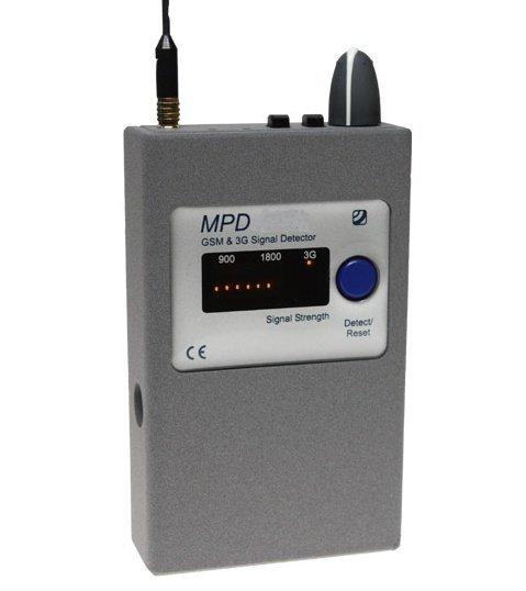 Profesionální detektor mobilní komunikace (GSM+3G)