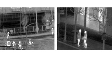 Termální kamera pro online sledování