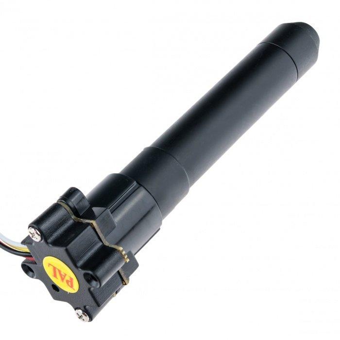 CCTV Mini kamera teleobjektívvel - 8°; 0,008 LUX