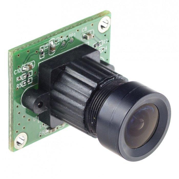 "1/3"" HD širokoúhlá kamera"