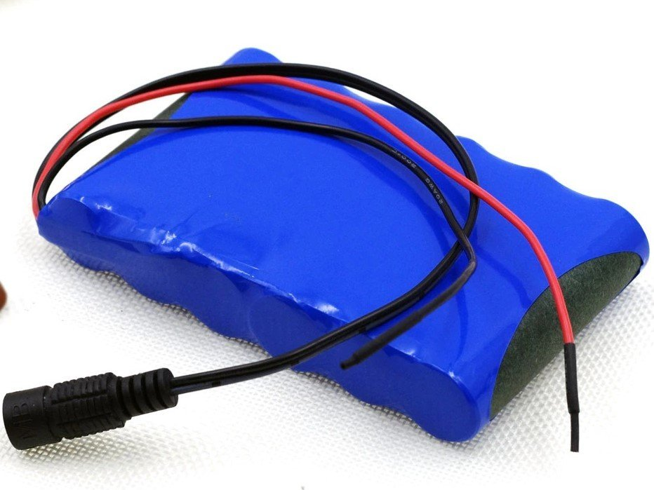 12V 6800mAh акумулаторна литиева батерия