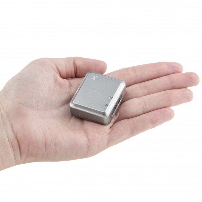 Alarm/podsłuch GSM z czujnikiem magnetycznym do drzwi