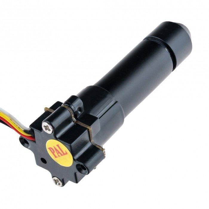 Mini CCTV kamera s teleobjektivem - 15°; 0,008 LUX; 520TVL