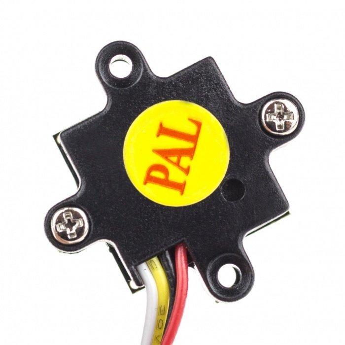 Minikamera CCTV - 520TVL; 0,008 luksa; 90°