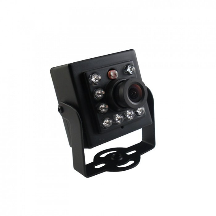 Quadratkamera ins Auto mit IR – 420TVL, 90°