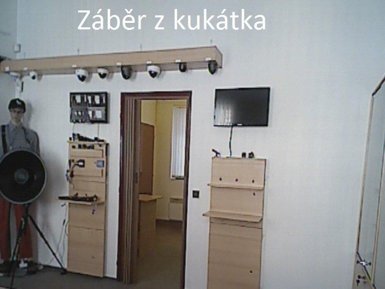 Gazdaságos digitális ajtókukucskáló - 320TVL