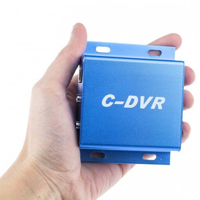 Ekonomiczna nagrywarka Mini DVR