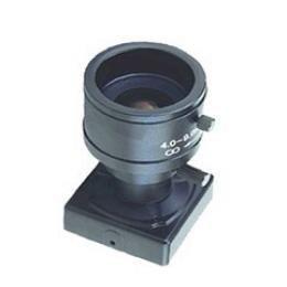 Minikamera CCTV - 1/4 CCD, 3,5 - 8mm